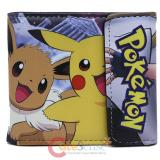 Pokemon Group Bi Fold Wallet