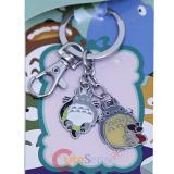 My Neighbor Totoro 2 Charm Key Chain