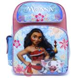 "Disney Moana Large School Backpack 16"" Grils Bag"