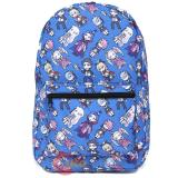 Re Zero Sublimated All Over Prints School Backpack