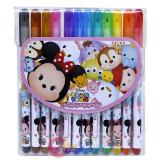 Disney Tsum Tsum 12pc Twist Up Coloring Marker Set