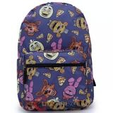 Five Nights At Freddy's Large School Backpack All Over Prints Bag