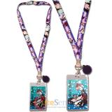 Black Buttler Celebrate Lanyard ID Holder
