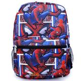Marvel Spiderman Backpack  AOP Large School Bag