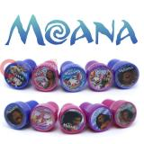 Disney Moana Self Ink Stamps Set for 10