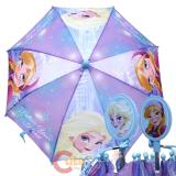 Disney Frozen Elsa and  Anna Kids Umbrella with Anna Elsa Handle
