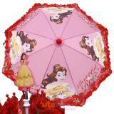 Disney Princess Beauty and the Beast Belle Kids Umbrella