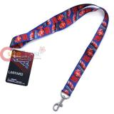 Disney Cars 3 Lanyard Mcqueen Key Chian ID holder