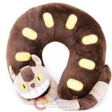 My Neighbor Totoro Catbus Neck Rest Pillow Travel Cushion