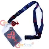 Kingdom Hearts Heartless Lanyard