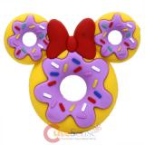Disney Minnie Mouse Dount Magnet