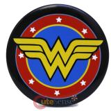 DC Comic Wonder Woman Logo Bottle Opener Magnet