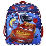 Disney Cars Mcqueen School Mini Backpack Toddler 10in - Top Racers