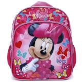 Disney Minnie Mouse Toddler Backpack 10in Bag Love Dots