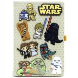 Star Wars Kawaii Premium Journal Notebook