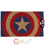 Marvel Captain America Shield Door Mat