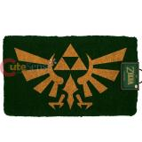 The Legend Of Zelda Crest Door Mat