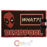 Deadpool Door Mat