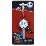 Nightmare Before Christmas Sally Face Key Cap , Key Holder