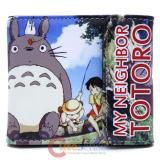 My Neighbor Totoro Bi-Fold Wallet