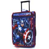 Marvel Avengers Captain America Rolling Luggage Suite Case Travel Bag Pilot Case