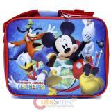 Disney Mickey Mouse and Friends Group School Insulated Lunch Bag