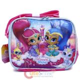 Shimmer and Shine  School Lunch Bag Insulated Snack Bag - Flying