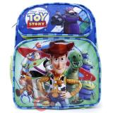 "Disney Toy Story Small School Backpack 12"" Book Bag"