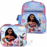"Moana 12"" Small Backpack with Lunch Bag 2pc Set"