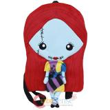 Nightmare Before Christmas Sally Flat Plush Doll Backpack -16in