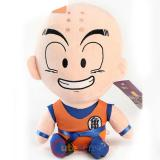 Dragon Ball Z Krillin Plush Doll -12in