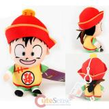 Dragon Ball Z Gohan Plush Doll Clip On