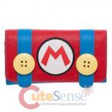 Nintendo Mario Flap Wallet