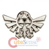 Nintendo Zelda Logo Lapel Pin Badge Brooch