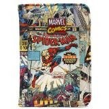 Marvel Retro Comics Passport Case Cover