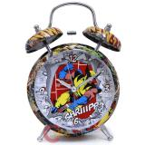 Marvel Comics Wolverine Bell Alarm Clock