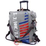 MarvelCaptain America Vintage Military Duffle Trolley