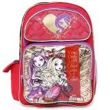 "Ever After High Large School Backpack 16"" Book  Bag"