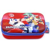 Super Mario Kart Molded Pencil Case Accessory Bag