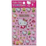 Hello Kitty Sticker Saprking