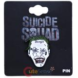 Suicide Squad Joker Lapel Pin