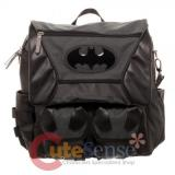 Dc Comics Batman Costume Inspired Utility Bag