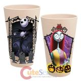 The Nightmare Before Christmas Bamboo Tumbler Set 2 pc. 24 oz.