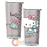 Hello Kitty Vaccum Insulated Stainless Steel Tumbler
