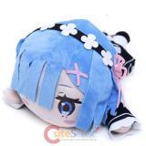Re Zero Rem Plush Doll