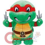 TMNT Plsuh Doll Raphael