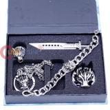 Final Fantasy Jewelry 5pc Set