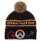 Overwatch Jaquarded Beanie Hat