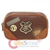 Harry Potter Hogwarts Makeup Toiletry Bag