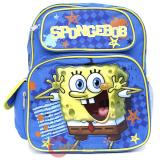 "Nick Jr. Spongebob 12"" School Backpack"